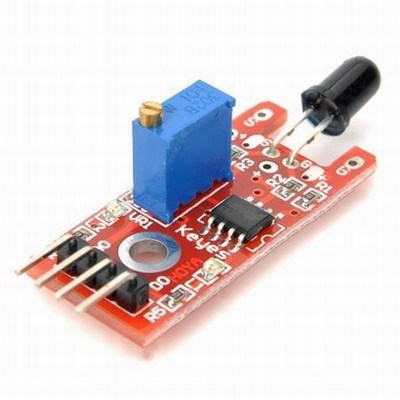 modulo KY-026 Flame sensor module
