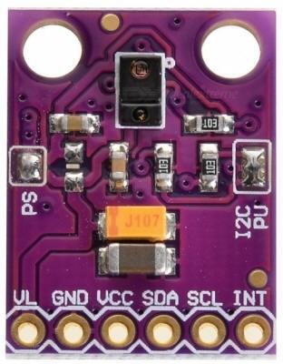 Modulo breakout con APDS-9960